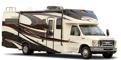 Find Specs for 2014 Thor Motor Coach Citation Class C RVs