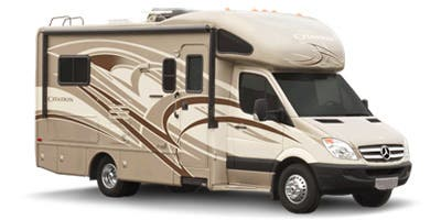 Find Specs for 2014 Thor Motor Coach Citation Sprinter Class C RVs