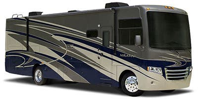 Find Specs for 2015 Thor Motor Coach Miramar Class A RVs