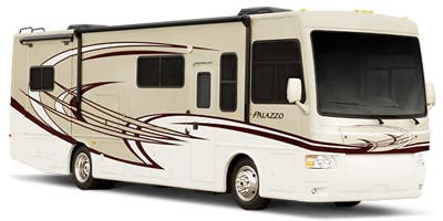 Find Specs for 2014 Thor Motor Coach Palazzo Class A RVs