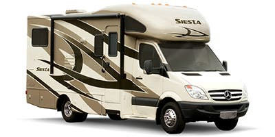 Full Specs For 2014 Thor Motor Coach Siesta Sprinter 24sr