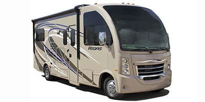 Find Specs for 2014 Thor Motor Coach Vegas Class A RVs
