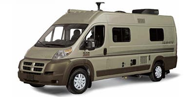 Find Specs for 2014 Winnebago - Travato <br>Floorplan: 59G (Class B)