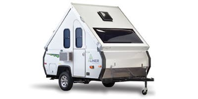 Find Specs for 2015 Aliner - Ranger 10 <br>Floorplan: Base (Expandable Trailer)