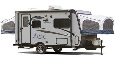 Find Specs for 2015 Coachmen Apex Travel Trailer RVs