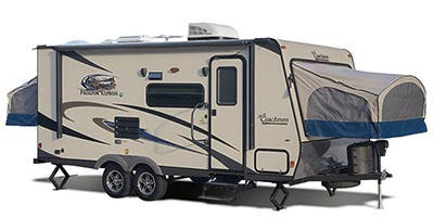 Find Specs for 2015 Coachmen Freedom Express Travel Trailer RVs