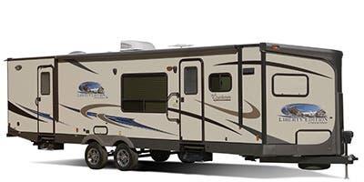 Find Specs for 2015 Coachmen Freedom Express LTZ Toy Hauler RVs