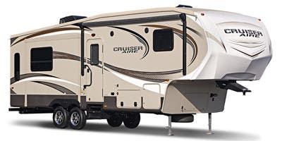 Find Specs for 2015 CrossRoads Cruiser Aire Fifth Wheel RVs