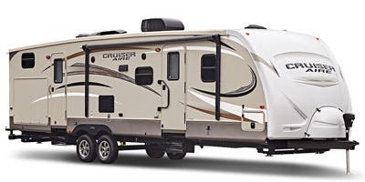 Find Specs for 2015 CrossRoads Cruiser Aire Travel Trailer RVs