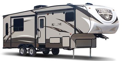 Find Specs for 2015 CrossRoads Rezerve Fifth Wheel RVs
