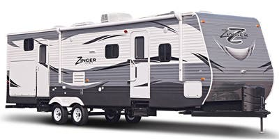 Find Specs for 2015 CrossRoads - Zinger <br>Floorplan: ZT28BH (Travel Trailer)