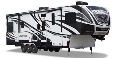 Find Specs for 2015 Dutchmen Voltage Toy Hauler RVs
