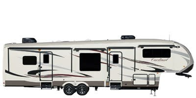 Find Specs for 2015 Forest River Cardinal Fifth Wheel RVs