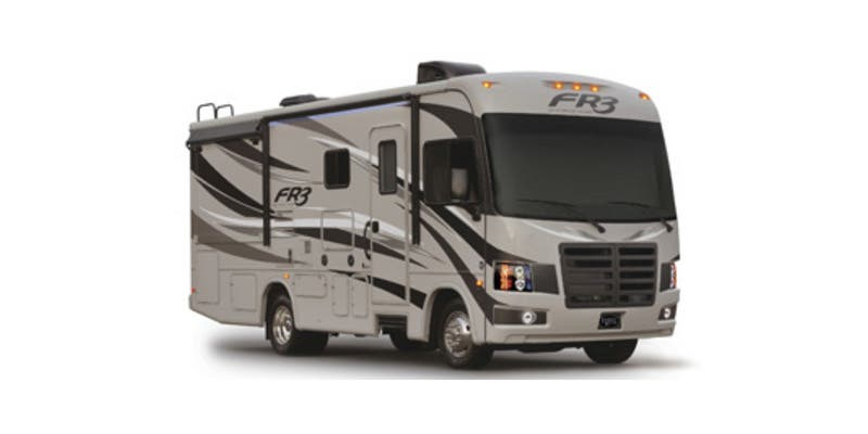Find Specs for 2015 Forest River FR3 Class A RVs