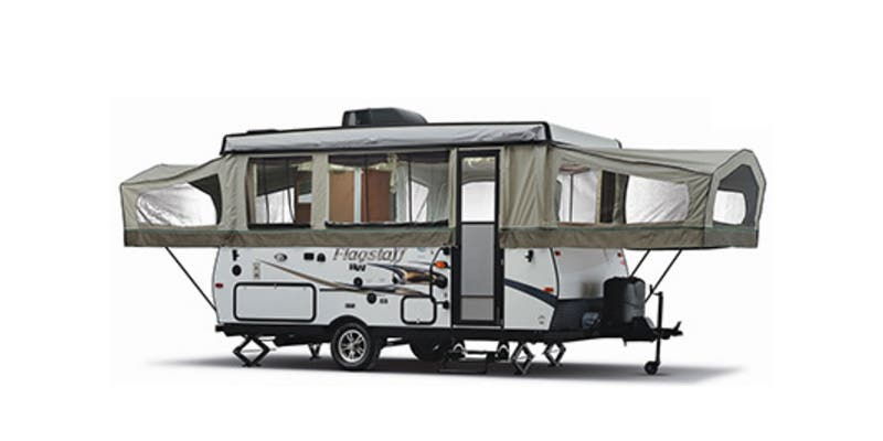 Find Specs for 2015 Forest River Flagstaff Expandable Trailer RVs