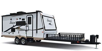 Find Specs for 2015 Forest River Flagstaff Shamrock Toy Hauler RVs