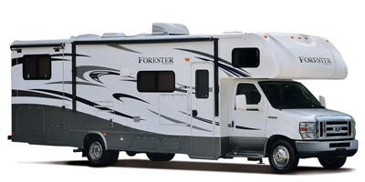 Find Specs for 2015 Forest River Forester Class C RVs
