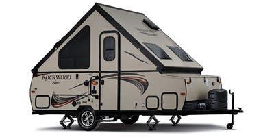 Find Specs for 2015 Forest River Rockwood Hard Side Expandable Trailer RVs