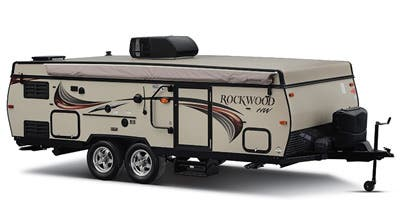 Find Specs for 2015 Forest River Rockwood Expandable Trailer RVs