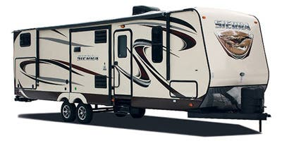 Find Specs for 2015 Forest River Sierra Select Travel Trailer RVs