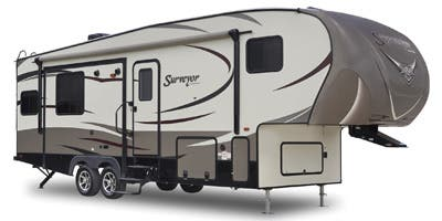 Find Specs for 2015 Forest River Surveyor Fifth Wheel RVs