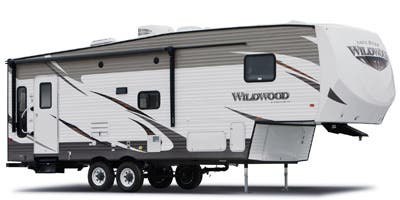Find Specs for 2015 Forest River Wildwood Fifth Wheel RVs