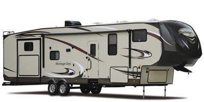 Find Specs for 2015 Forest River Wildwood Heritage Glen Fifth Wheel RVs