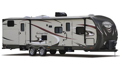 Find Specs for 2015 Forest River Wildwood Heritage Glen Travel Trailer RVs