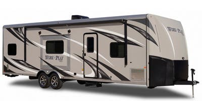 Find Specs For 2017 Forest River Work And Play Toy Hauler Rvs