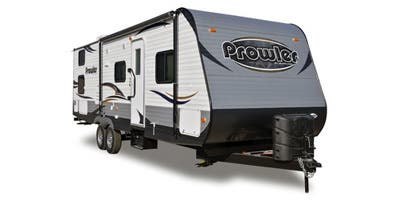 Find Specs for 2015 Heartland - Prowler <br>Floorplan: 32P BHS (Travel Trailer)
