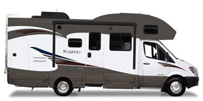 Find Specs for 2015 Itasca Navion Class C RVs