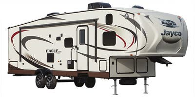 Find Specs for 2015 Jayco Eagle HT Fifth Wheel RVs