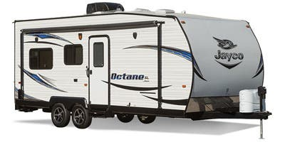 Find Specs for 2015 Jayco Octane Toy Hauler RVs