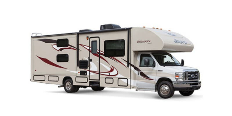 Find Specs for 2015 Jayco Redhawk Class C RVs