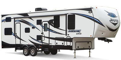 Find Specs for 2015 Jayco Seismic Wave Toy Hauler RVs