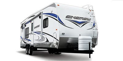 Find Specs for 2015 Keystone Energy Toy Hauler RVs
