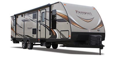 Find Complete Specifications For Keystone Passport Ultra Lite Elite Rvs Here