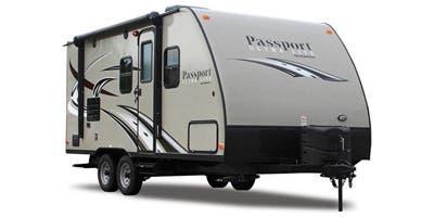 Find Specs for 2015 Keystone Passport Travel Trailer RVs