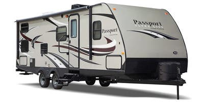 Find Specs for 2015 Keystone Passport Ultra Lite Grand Touring Travel Trailer RVs