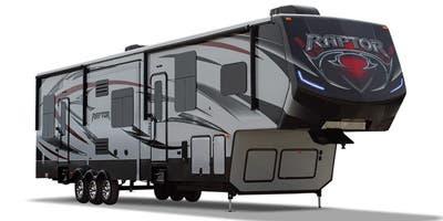 Find Specs for 2015 Keystone Raptor Toy Hauler RVs