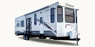 Find Specs for 2015 Keystone Retreat Destination Trailer RVs