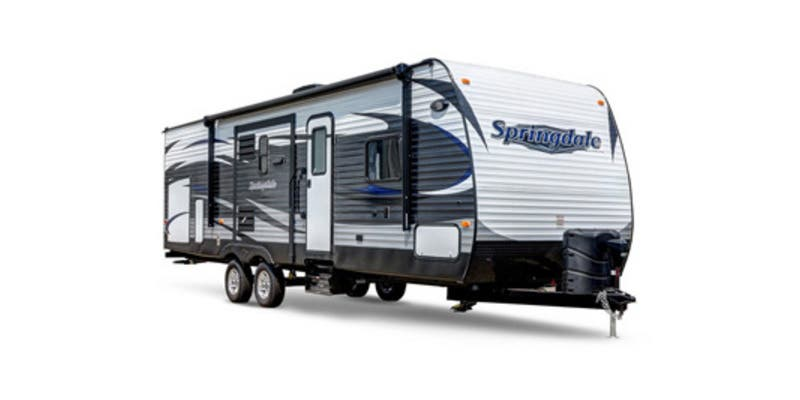 Find Specs for 2015 Keystone Springdale Toy Hauler RVs