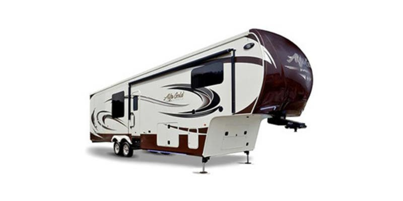 Find Specs for 2015 Lifestyle Luxury RV Alfa Gold Fifth Wheel RVs