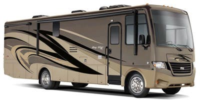 Find Specs for 2015 Newmar - Bay Star <br>Floorplan: 3215 (Class A)