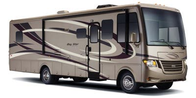 Find Specs for 2015 Newmar - Bay Star Sport <br>Floorplan: 2707 (Class A)