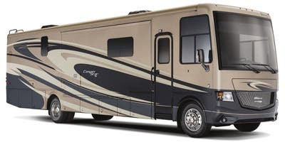 Find Specs for 2015 Newmar - Canyon Star <br>Floorplan: 3914 (Class A)