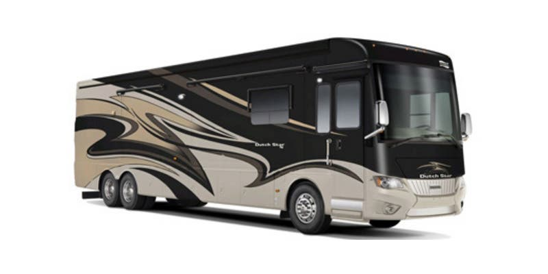 Find Specs for 2015 Newmar - Dutch Star <br>Floorplan: 4312 (Class A)