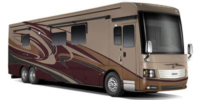 Find Specs for 2015 Newmar - Mountain Aire <br>Floorplan: 4553 (Class A)