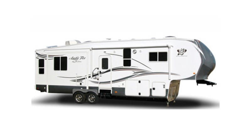 Find Specs for 2015 Northwood Arctic Fox Fifth Wheel RVs