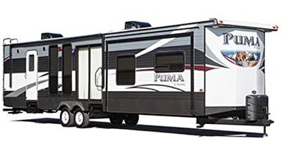 Find Specs for 2015 Palomino Puma Destination Trailer RVs